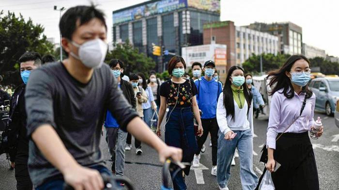 Çində koronavirusa yoluxanların sayı yenidən artıb
