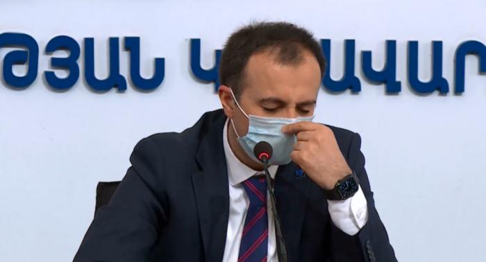 """""""Reanimasiya şöbələrində boş yer yoxdur"""" -  Erməni nazir"""