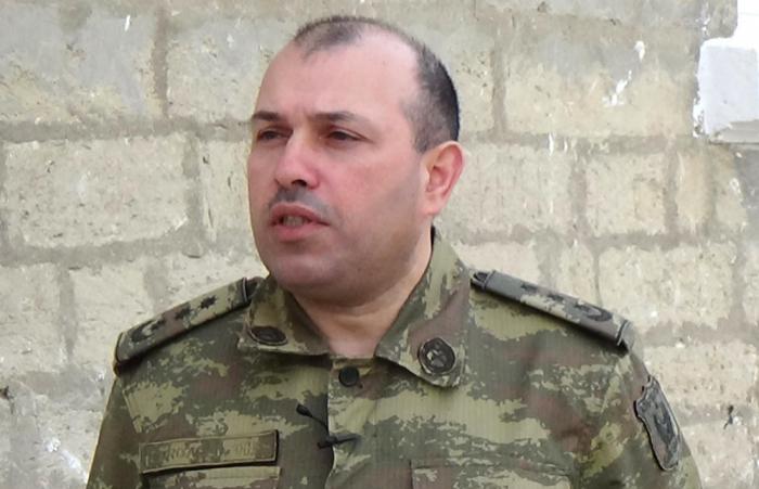 """Vaqif Dərgahlı:    """"Azərbaycan tankı vurulmayıb"""""""