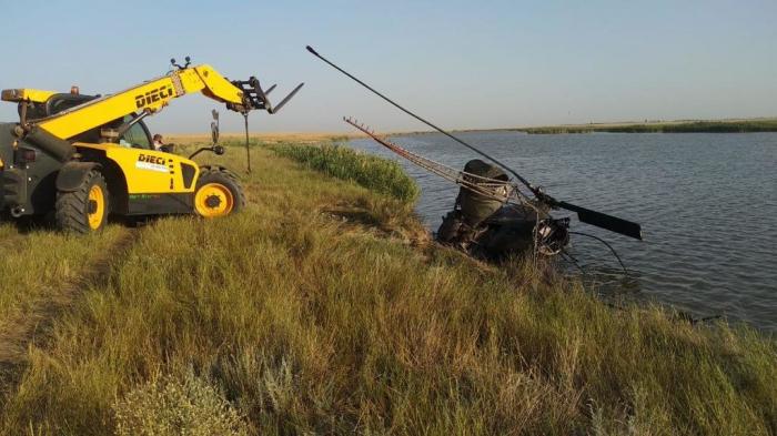 Rusiyada helikopter qəzası:  Ölən və yaralı var