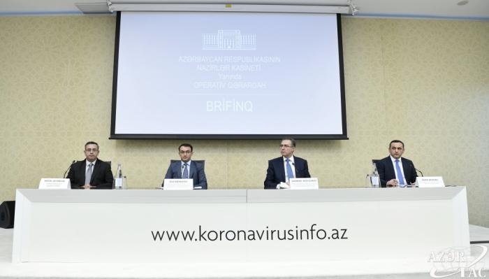 El número de muertes por coronavirus en Azerbaiyán es menos del 2% del total de los infectados