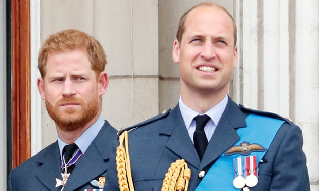 William and Harry agree to split future Diana memorial fund proceeds