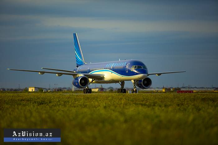 AZAL operará un vuelo chárter especial Bakú-Moscú-Bakú