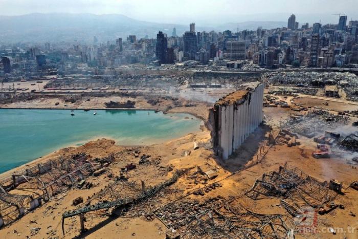 Beyrut limanının direktoru saxlanıldı