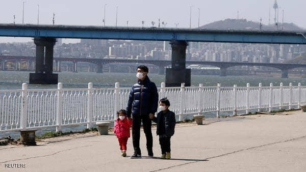 """اعتقالرجل دين """"ساهم في نشر كورونا""""في كوريا الجنوبية"""