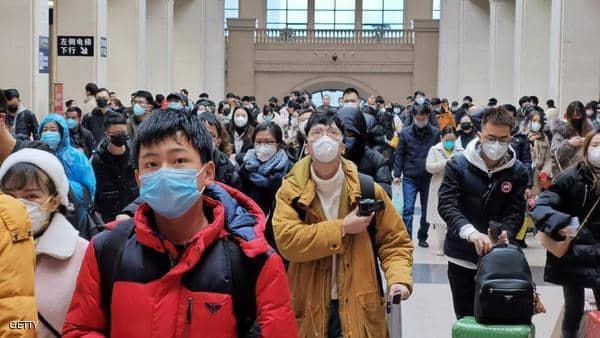 تسجيل 27 إصابة جديدة بفيروس كورونا خلال يوم في الصين