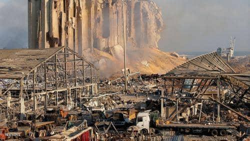 جميع المسؤولين ستتم محاسبة عن انفجار بيروت
