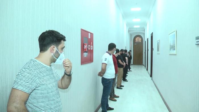 """""""40 pillə""""də karantin qaydalarını pozdular -  FOTO"""
