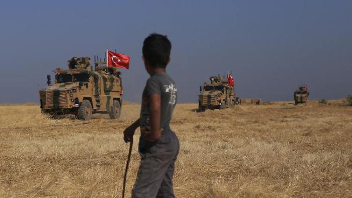Türkei erhält deutsche Rüstungslieferungen