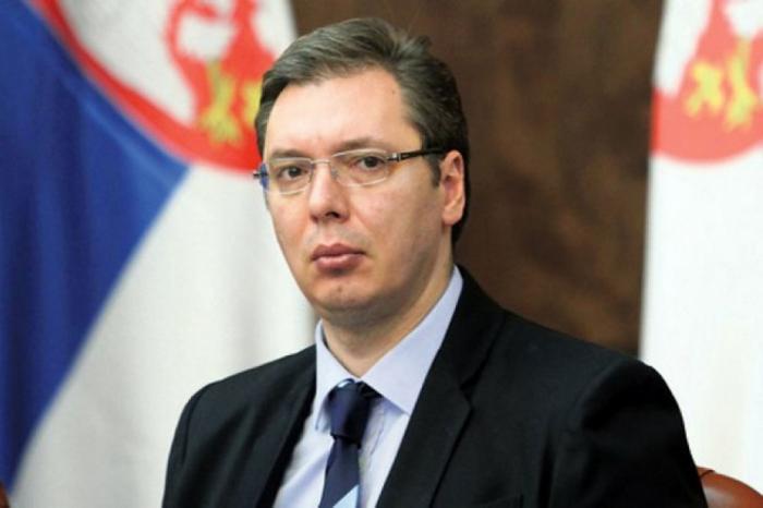 Vuçiç Ermənistana silah satışını etiraf etdi