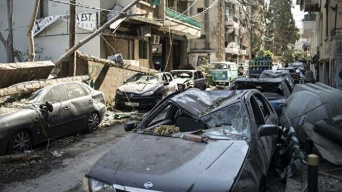 Beyrutda ölənlərin sayı 154 nəfərə çatıb