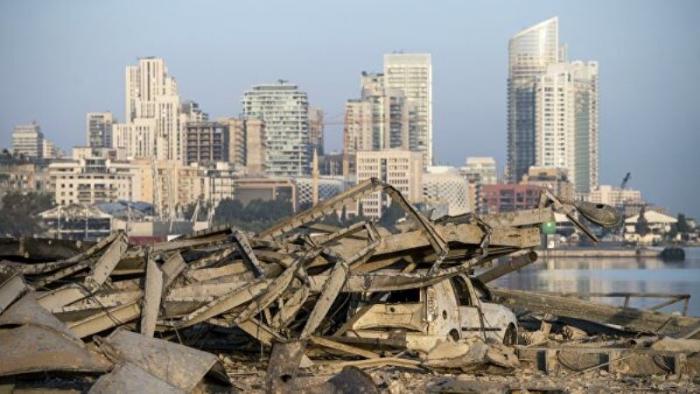 Beyrutdakı partlayışda ölənlərin sayı 170-i keçdi