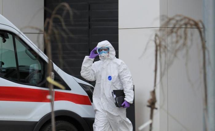 Rusiyada daha 5267 nəfər koronavirusa yoluxub