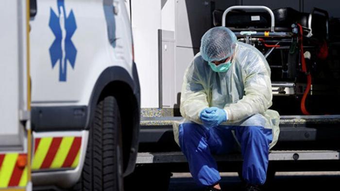 Bir gündə 5116 nəfər koronavirusdan ölüb