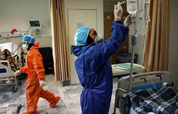 İranda daha 208 nәfәr koronavirusdan öldü