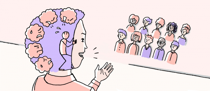 Who is imposter syndrome