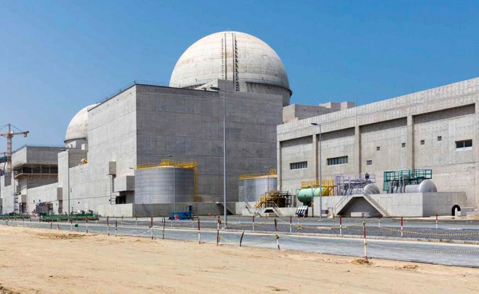 UAE announces startup of first Arab nuclear plant