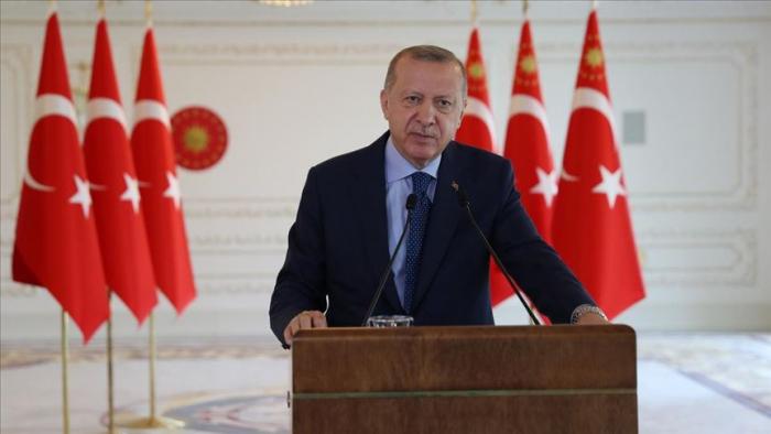 Erdogan expresa su saludo por fiesta musulmana a diferentes líderes mundiales