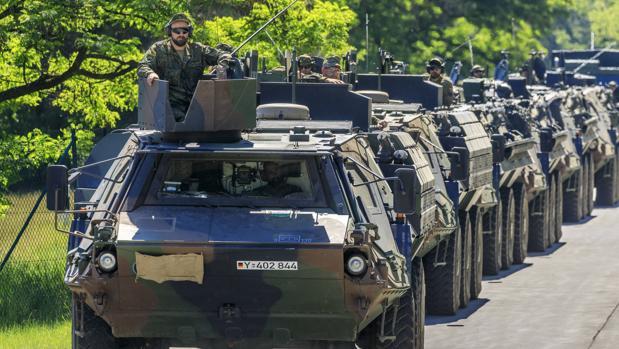 Ministra de Defensa alemán quiere reforzar la defensa europea ante el repliegue de EE.UU.
