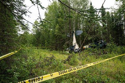 Alaska midair collision kills 7, officials say