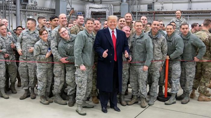 Bolton kritisiert US-Truppenabzug scharf