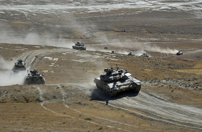 Azerbaijani-Turkish joint large-scale tactical exercises continue -  VIDEO, PHOTOS