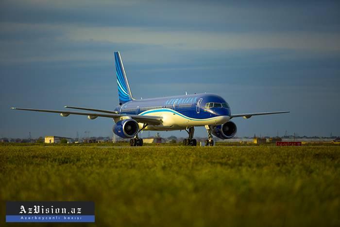 AZAL effectuera un vol charter de Bakou vers Moscou