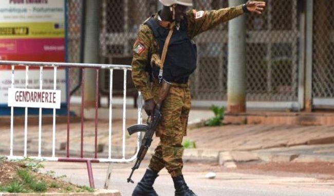 Burkina: au moins six personnes tuées par l