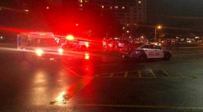 Two Azerbaijanis injured as a result of Armenian provocation in Toronto