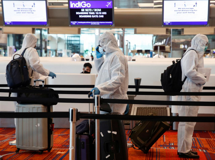 Travellers required to wear electronic tags inSingapore