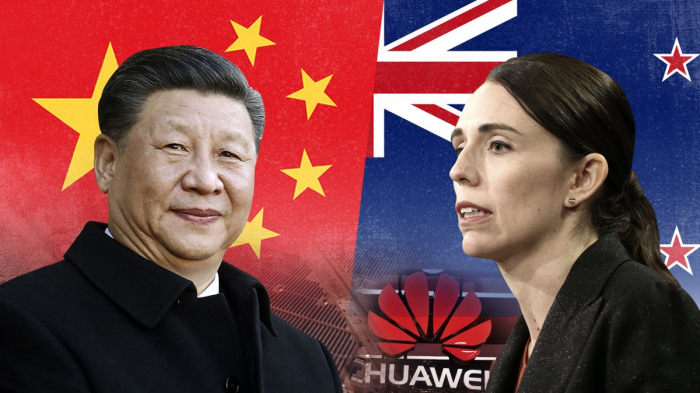 China suspends extradition agreement with New Zealand