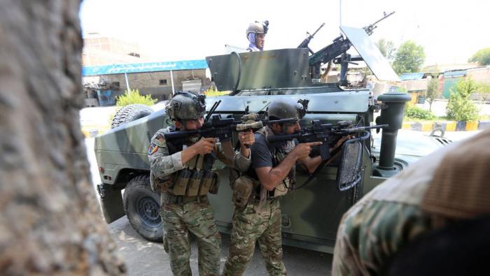 Mehr als 21 Tote bei IS-Angriff auf Gefängnis