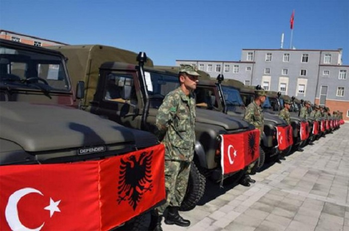 Albanian president ratifies military cooperation deal with Turkey