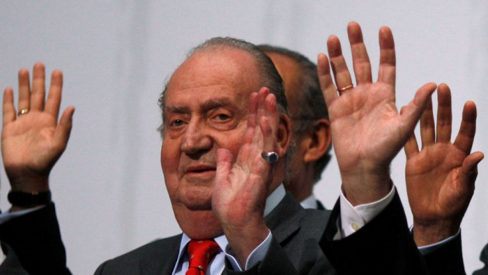 Ex-König Juan Carlos hat Spanien verlassen