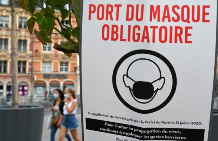 Coronavirus en France:  les autorités mettent en garde contre une possible aggravation de la situation