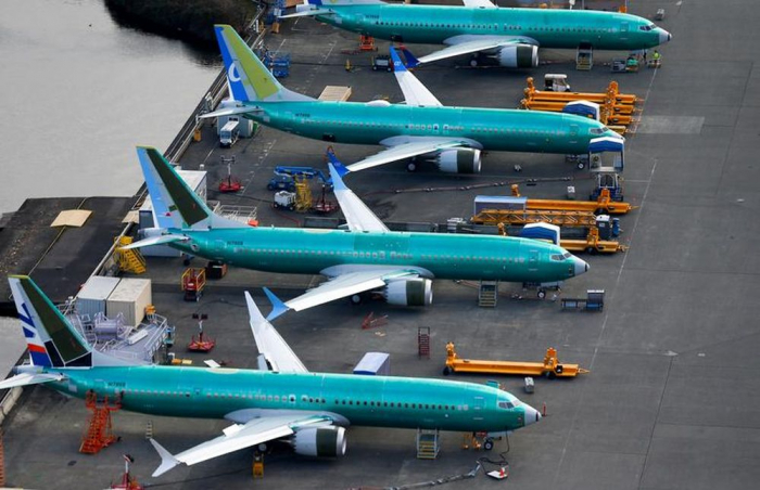 U.S. FAA unveils plan for Boeing 737 MAX return