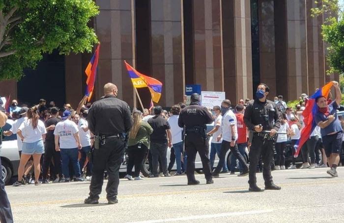 Council of Pakistan in LA condemns Armenian Provocation