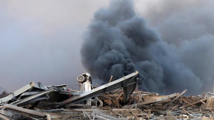 """""""Explosion ist der Sargnagel für den Libanon"""""""
