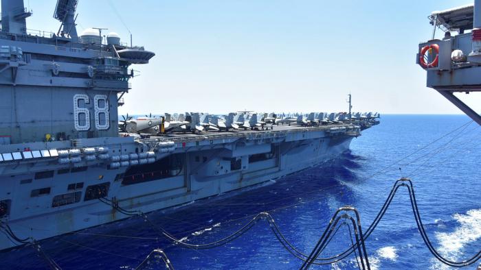 Pekín construye una red de vigilancia en el mar de la China Meridional
