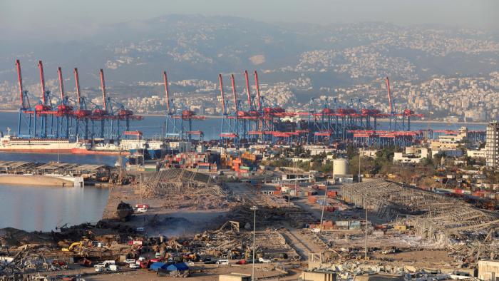 El Gobierno del Líbano mantiene bajoarresto domiciliario temporal a funcionarios del puerto de Beirut
