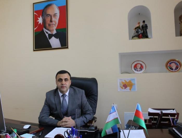 """Samir Abbasov:   """"El pueblo uzbeko ha apoyado a Azerbaiyán durante las batallas de Tovuz"""""""