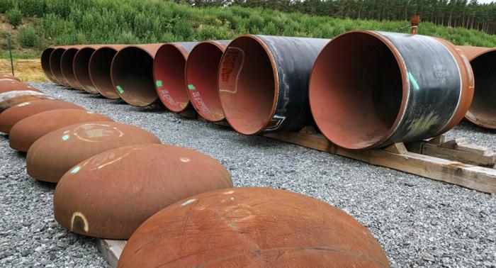 Deutsche Umwelthilfe will Nord Stream 2 stoppen