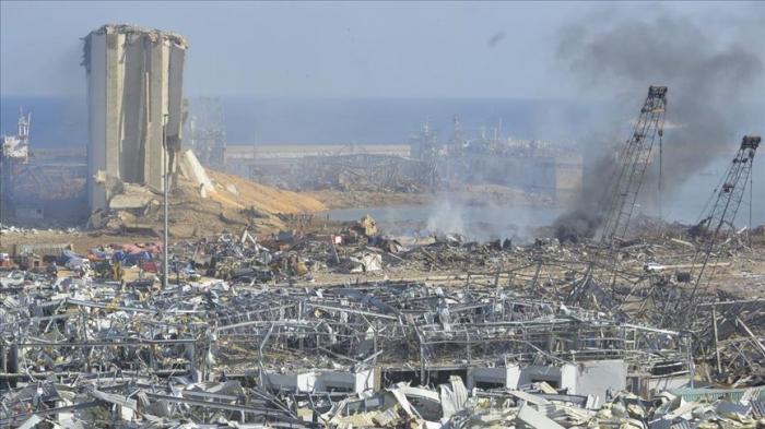 Gobernador de Beirut:   costo de la explosión será casi los USD 5.000 millones