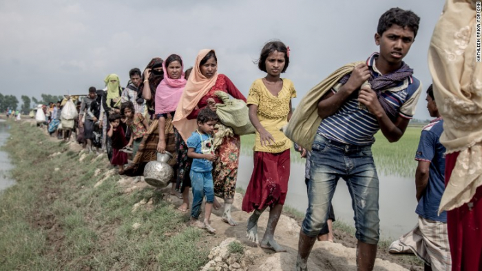 Facebook objects request to release Myanmar officials' data for Rohingya genocide