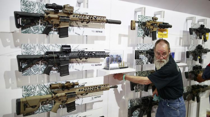 Anklage - US-Waffenlobby NRA droht Verbot