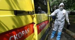 Rusia registra 5.241 nuevos casos de coronavirus en un día y 877.135 en total