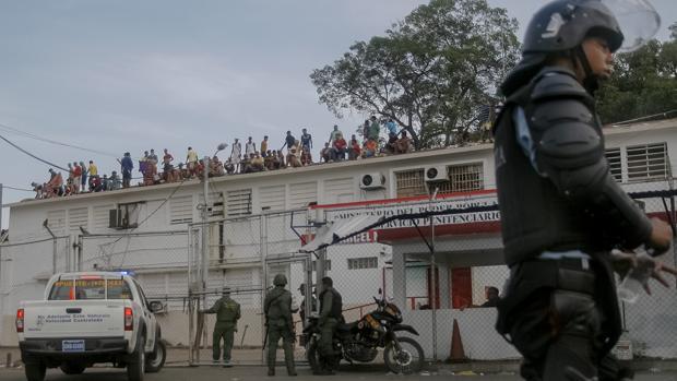 Activan las alarmas por la causa de la expansión del Covid-19 en las cárceles de Venezuela