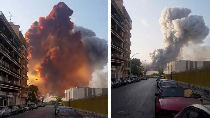 Presidente del Líbano dice que se desconoce la causa de la explosión