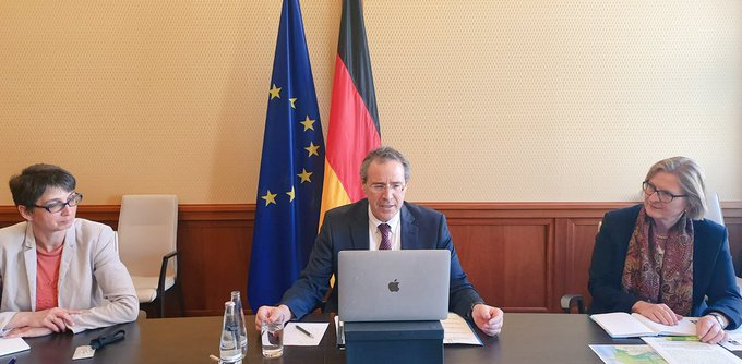 Germany supports efforts of OSCE MG co-chairs to resolve Nagorno-Karabakh conflict