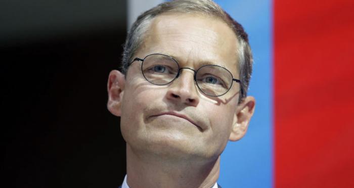 Bürgermeister Müller will zum Bundestag